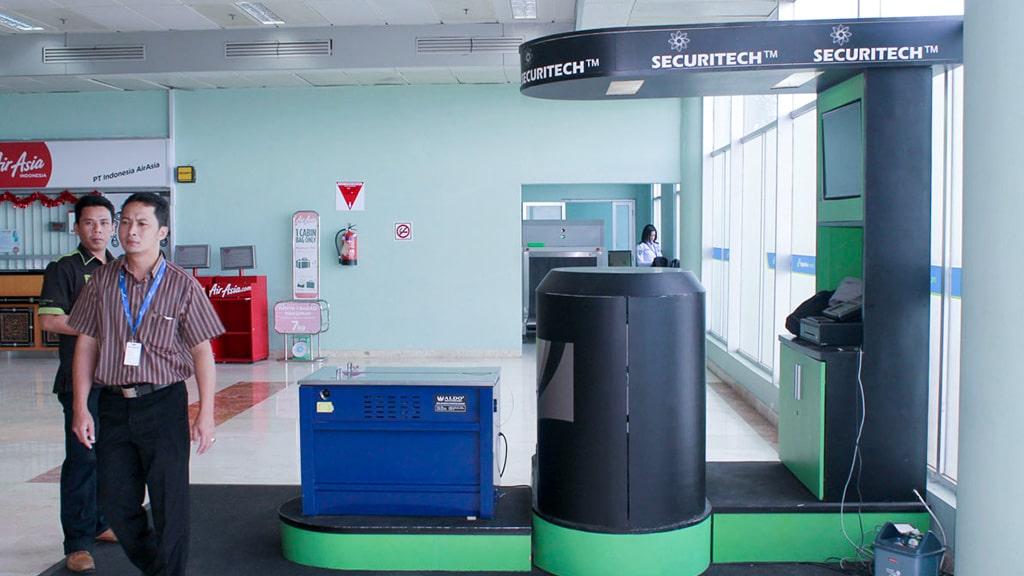Jasa Pembungkusan Bagasi di Bandara Internasional Lombok 4