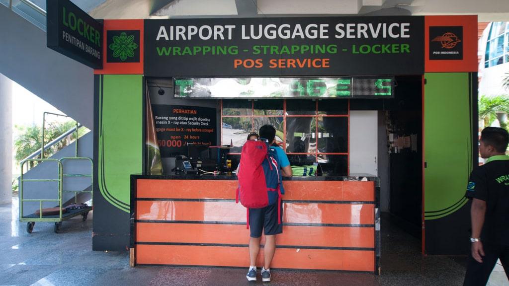 Jasa Penitipan Bagasi di Bandara Internasional I Gusti Ngurah Rai Bali 1