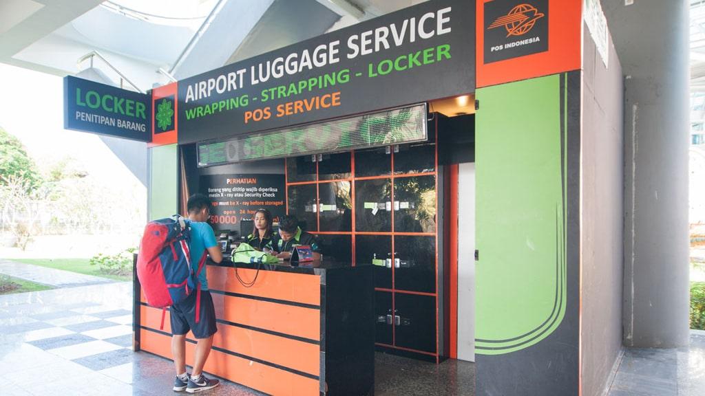 Jasa Penitipan Bagasi di Bandara Internasional I Gusti Ngurah Rai Bali 2