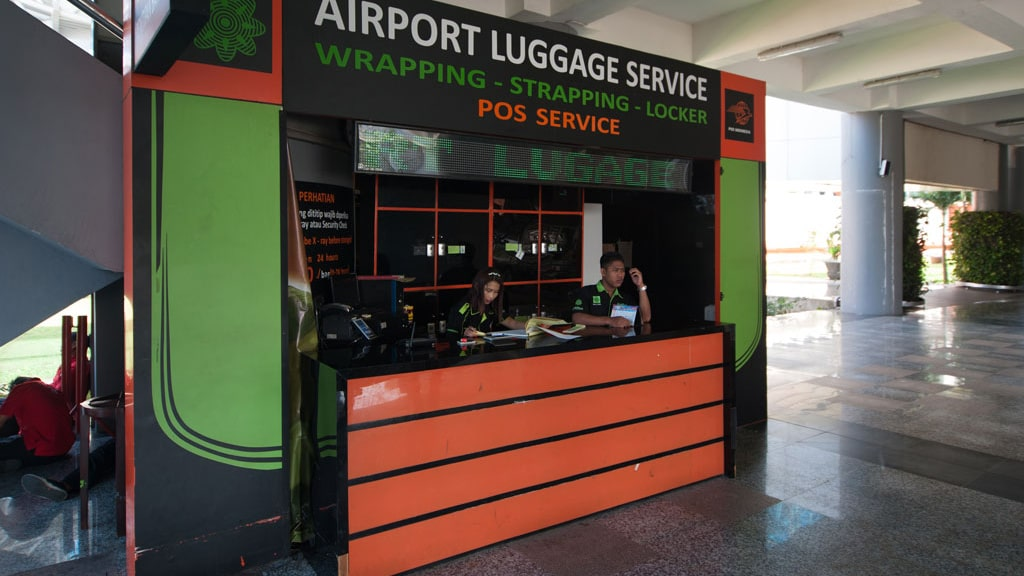 Jasa Penitipan Bagasi di Bandara Internasional I Gusti Ngurah Rai Bali 3