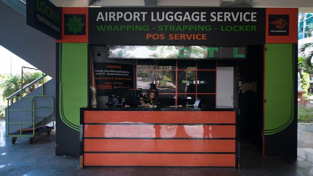 Jasa Penitipan Bagasi di Bandara Internasional I Gusti Ngurah Rai Bali 4