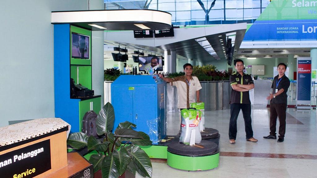 Securitech Lombok 2